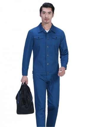 电力职工穿什么样的作业服?电力工装帅气十足