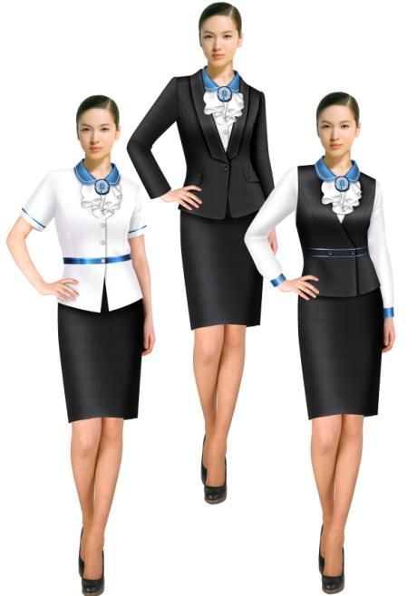 制服的选用与设计介绍